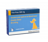 Biocanina Tick-Puss 268mg