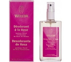 WELEDA Déodorant à la rose