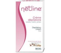 NETLINE Crème Dépilatoire Aisselles-Maillot-Jambes