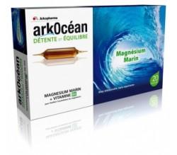 ARKOCEAN Magnésium Marin et Vitamine B6
