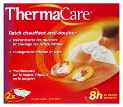 THERMACARE Patch auto-chauffant GENOU / COUDE
