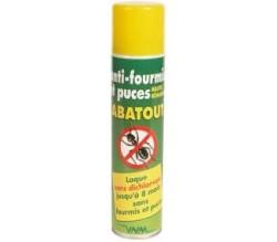 ABATOUT Anti-fourmis et puces