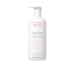AVENE COLD CREAM Lait corporel